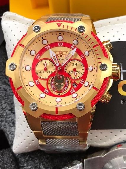 Relógio Invicta Linha Marvel.