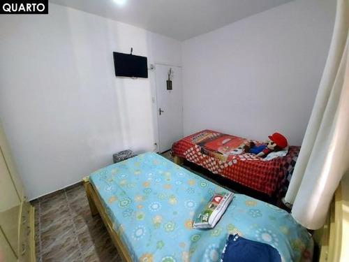 Imagem 1 de 15 de Apartamento 2 Quartos Para Venda Em São Vicente, Itararé, 2 Dormitórios, 1 Suíte, 2 Banheiros, 1 Vaga - 377_1-1876344