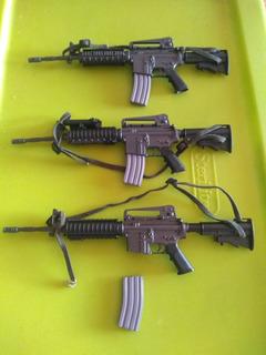 Gi Joe Armas 12 Pulgadas M16 Bbi Blue Box