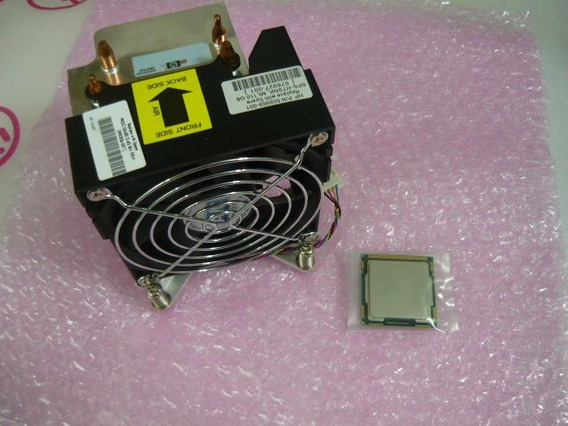Kit Hp Ml110 G6 Intel Xeon X3430 + Heatsink Pn 578345-b21