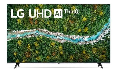 Imagem 1 de 9 de Smart Tv LG 50'' 4k Uhd 50up7750 Hdr Bluetooth Wifi 2021