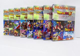 Coleção Dvd Dragon Ball Todas As Sagas+ Filmes 806 Episodios