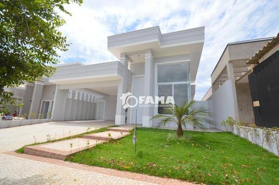 Casa Com 3 Dormitórios À Venda, 200 M² Por R$ 1.100.000,00 - Condomínio Villa Bella Livorno - Paulínia/sp - Ca2075