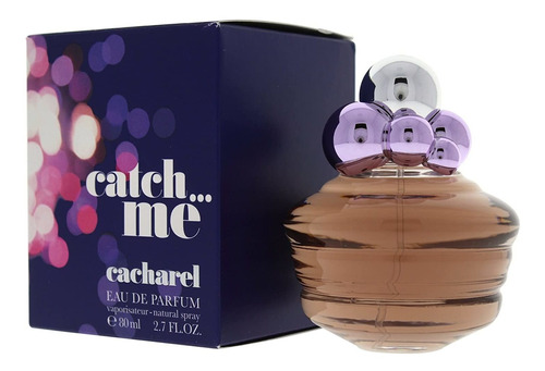 Perfume Catch Me Cacharel  Edp 50 Ml No Te Lo Pierdas