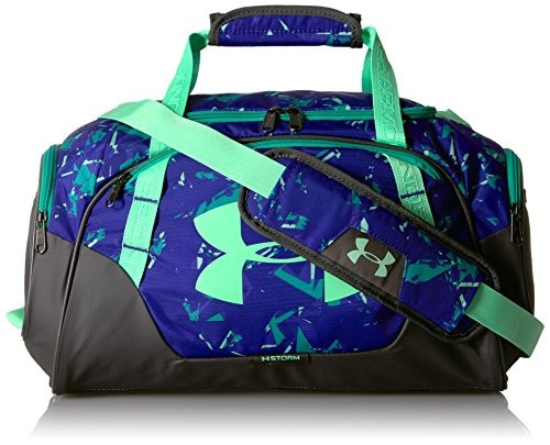 Under Armour Undeniable 3.0 Duffle, Green Typhoon /green Ty
