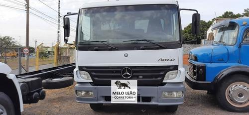 Imagem 1 de 3 de Mb 1718 Atego Toco No Chassis 4x2 - 08/09