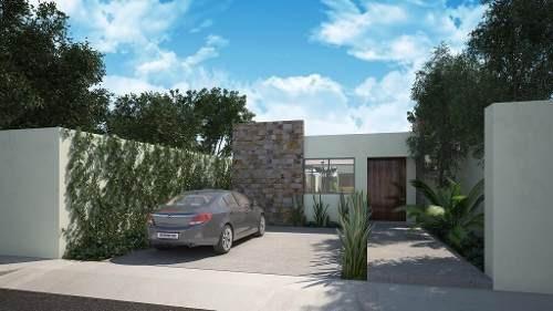 Venta De Preciosa Casa De Un Nivel En Santa Rita, Cholul