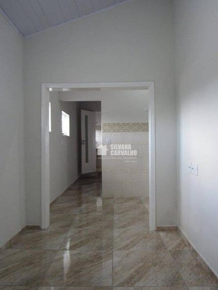 Kitnet Para Locação No Bairro Vila Cleto Em Itu. - Kn0477