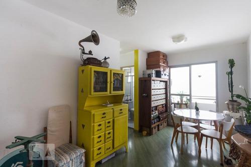 Apartamento À Venda - Chácara Inglesa, 2 Quartos,  50 - S893012315