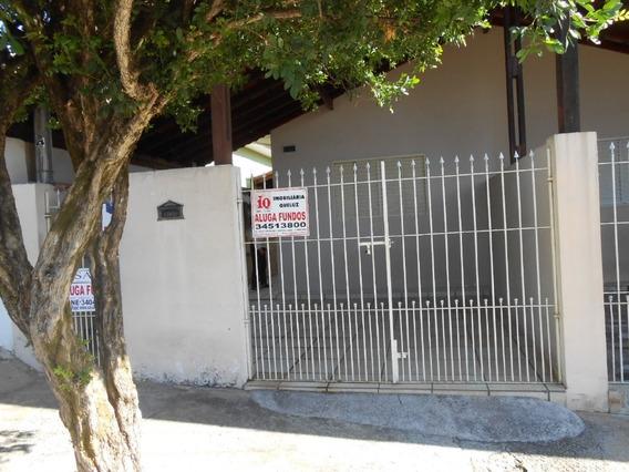 Casa Residêncial Para Alugar - 00528.001