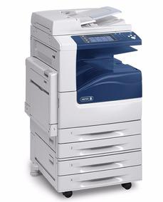 Copiadora Xerox Modelo Wc7835