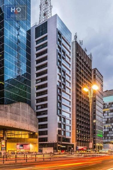 Andar Corporativo À Venda, 356 M² Por R$ 5.100.000,00 - Jardim Paulista - São Paulo/sp - Ac0013