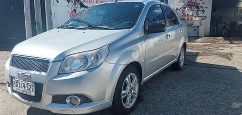 Chevrolet Aveo G3 1.6 Lt At 2014