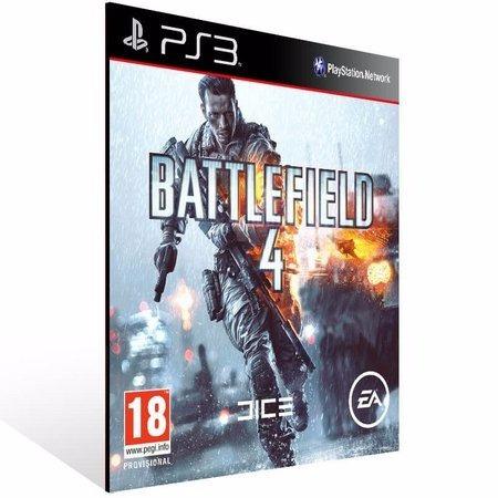 Battlefield 4 Português Ps3 Psn Entrega Em Até 4h