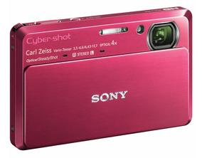 Câmera Digital Sony Cyber Shot Dsc-tx7 10.2 Megapixels Nova!