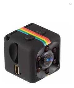 Camera Espiã Sport Hd Mini Dv Sq11 Filmadora Modo Noturno