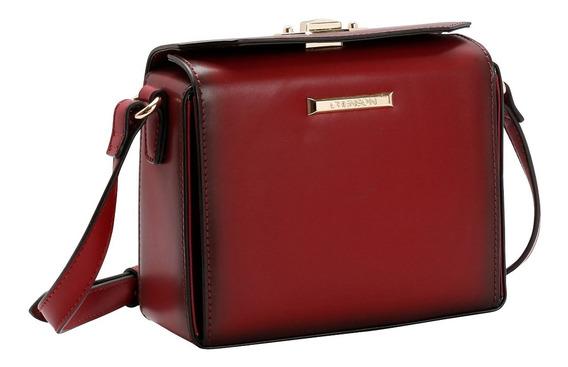 Bolsa Feminina Chenson Clássico Deluxe Vinho 3481827