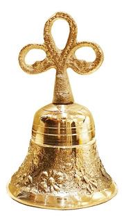 Campanilla (campana) No. 3 De Bronce Modelo 2