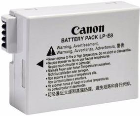 Baterias Canon Lp-e8 P Rebel T2i T3i T4i T5i Oficial Origina