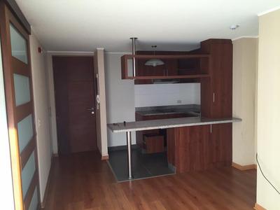 Departamento De 2 Dormitorios, Cocina Tipo Kitchenet