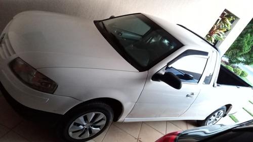 Imagem 1 de 6 de Volkswagen Saveiro 2008 1.6 City Total Flex 2p 101 Hp