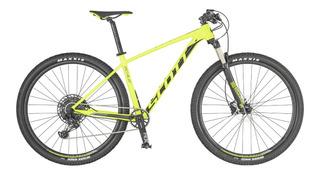 Bicicleta Scott Scale 980 Mtb Aro 29 Tam M 2019-amarl/fluor