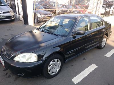 Civic Lx 1.6 Aut 2000