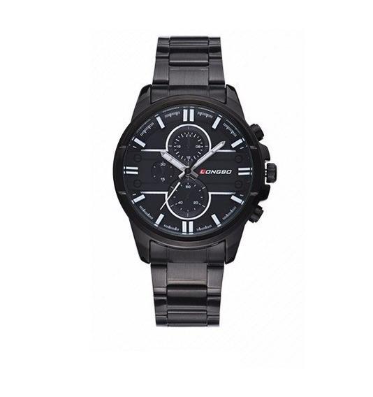 Relógio Masculino Elegante Luxo