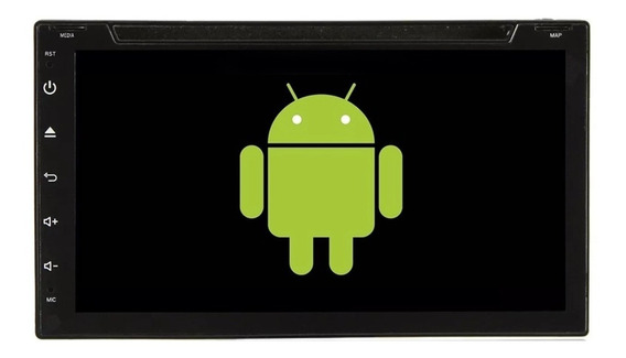 Central Multimidia Dvd 2 Din Android Gps Tv Bt