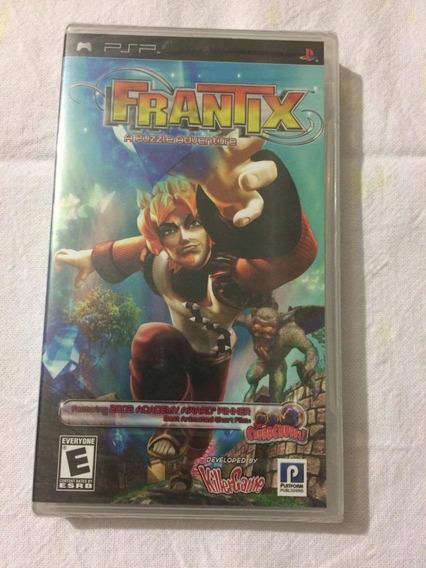 Frantix Novo Lacrado Original Psp**