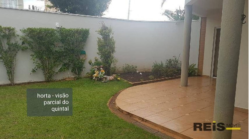 Casa Com 3 Dormitórios À Venda, 249 M² Por R$ 1.100.000,00 - Condomínio Granja Olga Ii - Sorocaba/sp - Ca1386