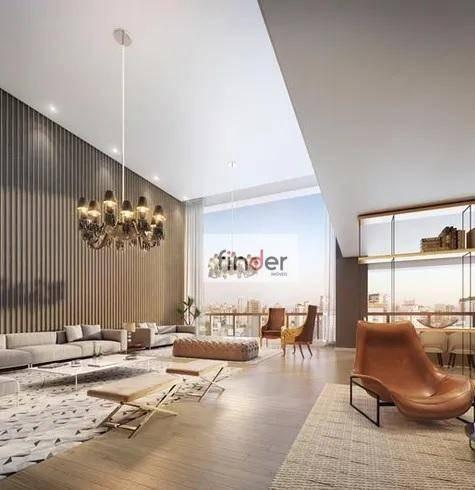 Apartamento Com 4 Suítes À Venda, 275 M² Por R$ 8.780.000 - Vila Olímpia - São Paulo/sp - Ap12659