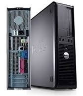 Pc Cpu Dell Optiplex 780 Core 2 Duo 3.0ghz, 2gb, Hd 250