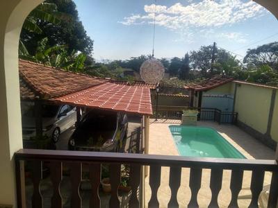 Casa Em Porto Novo, Saquarema/rj De 275m² 4 Quartos À Venda Por R$ 680.000,00 - Ca215377
