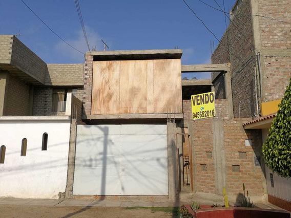 Vendo Casa Nueva Urb Santa Rosa Nuevo Chimbote Ocasion