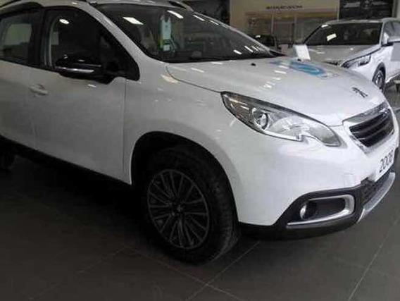 Peugeot 2008 1.6 16v Allure Flex Aut. 5p 2019