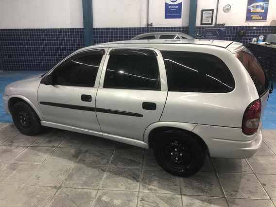 Chevrolet Corsa Wagon 1.0 16v Super 5p 2001
