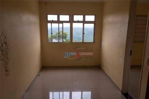 Apartamento Com 2 Dormitórios À Venda, 41 M² Por R$ 199.000,00 - Cidade Líder - São Paulo/sp - Ap2680