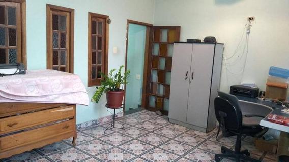 Sobrado Com 4 Dormitórios À Venda, 235 M² Por R$ 650.000 - Jardim Guapituba - Mauá/sp - So0050