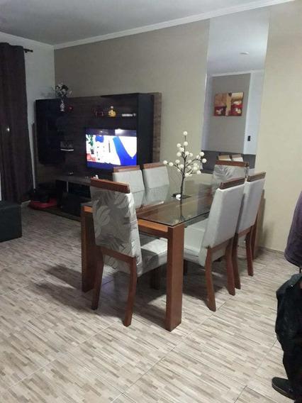Apartamento Com 2 Dorms, Vila Cascatinha, São Vicente - R$ 285 Mil, Cod: 15456 - V15456
