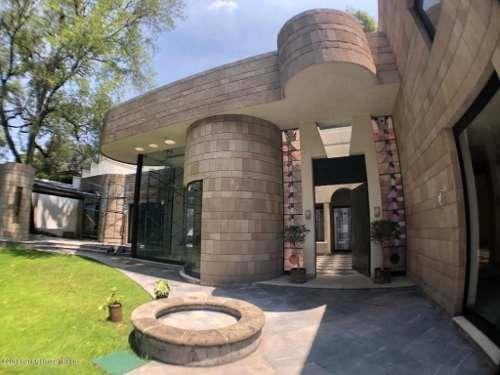 Casa En Renta En Lomas De Chapultepec, Miguel Hidalgo, Rah-mx-19-2061