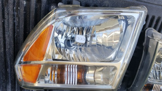 2006 Original Headlight Pair For Nissan/pathfinder Oem