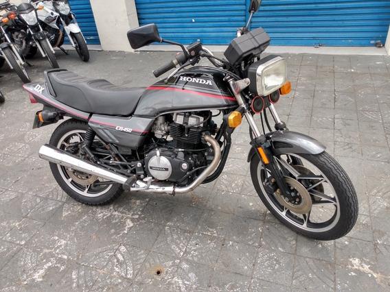 Honda Cb450 Dx