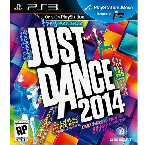 Game Just Dance 2014 Ps3 Original Lacrado Dança Com Ivete