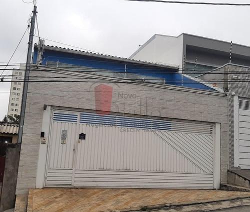 Sobrado Comercial - Vila Prudente - Ref: 9619 - L-9619