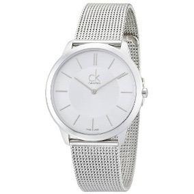 Reloj Calvin Klein De Vestir Para Hombrek3m21126 Cdmx Df