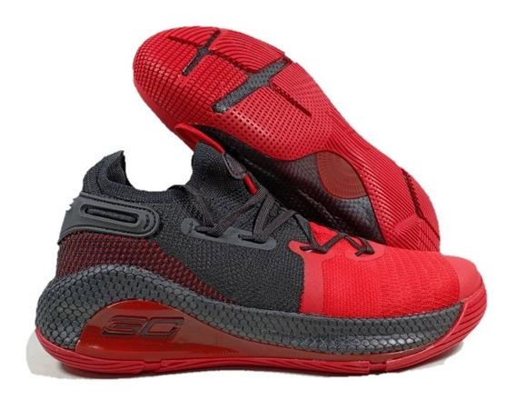 Zapatos De Bastkeball Under Amour Curry 6