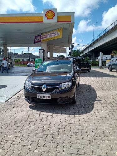 Renault Logan 2015 1.6 Expression Hi-power 4p