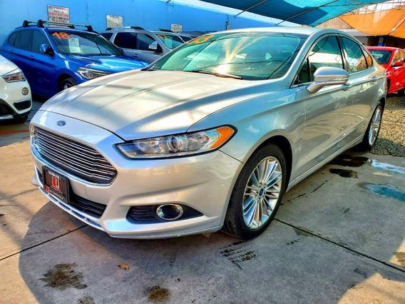 Ford Fusion Se Luxury Ecoboost, Excelentes Condiciones