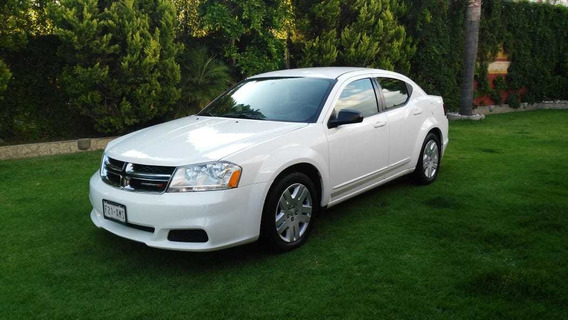 Dodge Avenger 2.4 Se X At 2011